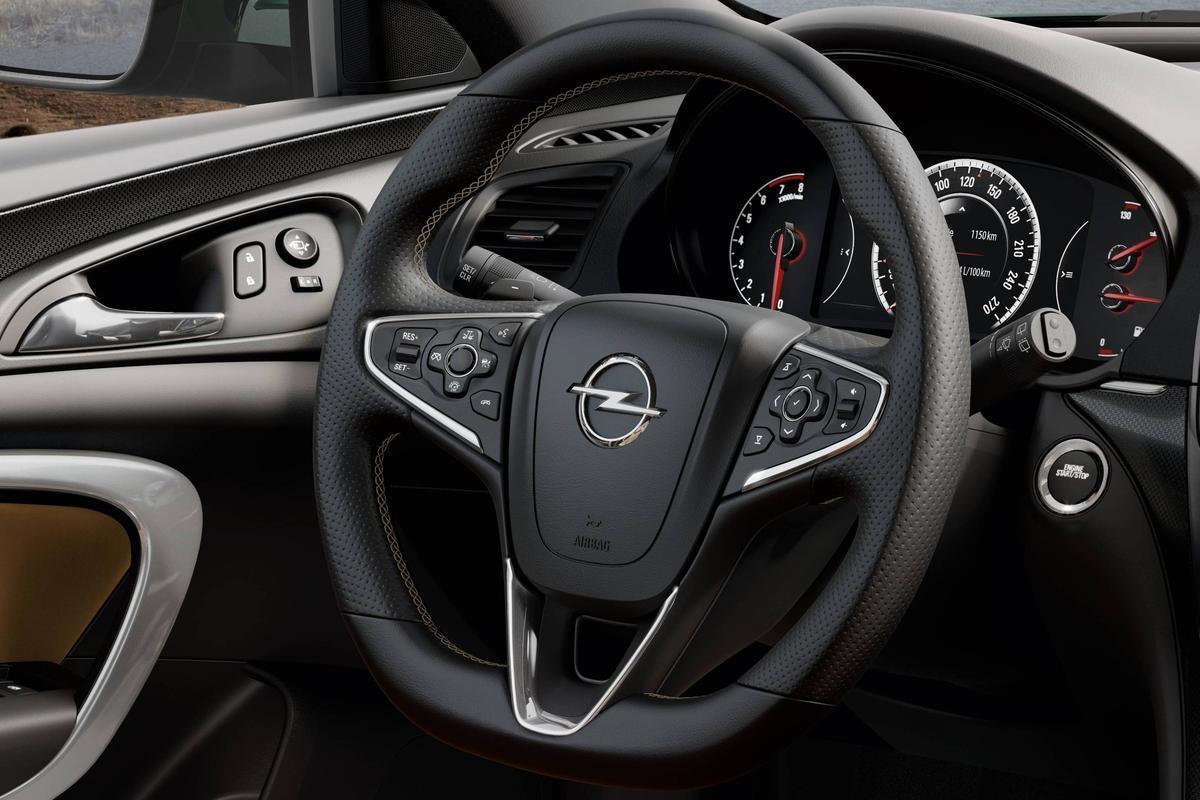 Opel Insignia 2014 New foto.